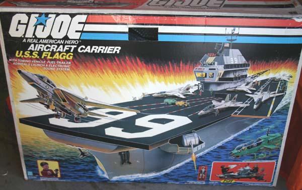 Joe Aircraft Carrier